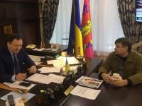 Запорожский журналист возглавил антикоррупционную комиссию