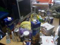 В Запорожье подростки обокрали магазин, чтобы отпраздновать День рождения