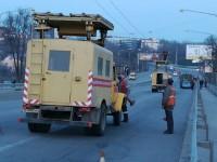 В маршрутку влетел оторвавшийся троллейбусный провод – есть пострадавшие