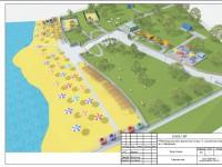 Пляж на Кичкасе реконструируют более чем за 7 миллионов