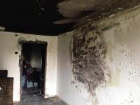 Многодетная семья осталась без крыши над головой после пожара