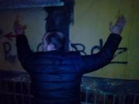 Запорожский патрульный задержал в свой выходной вооруженных воров (Фото)