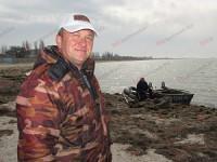 В Запорожской области реаниматолог спас тонущего рыбака