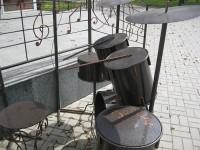 На запорожском курорте установили еще один оригинальный памятник (Фото)