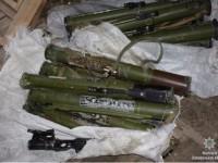 Запорожец сдал полиции 15 найденных гранатометов