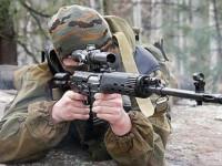 Запорожские журналисты попали под снайперский обстрел
