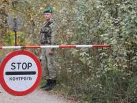 На Пасху пограничники вводят в Запорожской области режимные ограничения