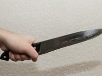 Запорожец пытался вспороть себе живот ножом