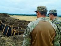 Запорожской области выделят на строительство «стены» почти 30 миллионов