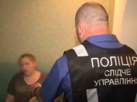 Опубликовано видео задержания матери, продавшей новорожденную дочь