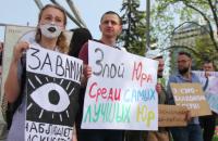 Запорожский мэр предложил запретить шествия по центральному проспекту