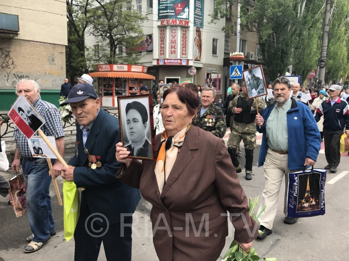ВМелитополе назначили расследование действий милиции вовремя мероприятий 9мая