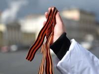 Трое запорожских нардепов не голосовали за запрет георгиевской ленты