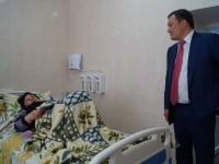 На базе областной больницы в Запорожье открыли отделение гемодиализа
