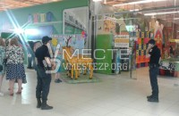 В детском развлекательном центре Запорожья произошла потасовка