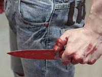 На запорожском курорте возле райотдела зарезали мужчину