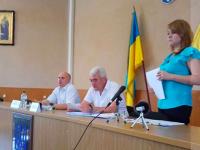 В Запорожской области  мэру вручили подозрение на сессии
