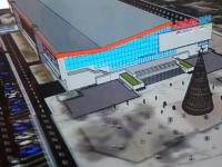 Крупная сеть фитнес-центров построит в манеже «Запорожстали» пять бассейнов