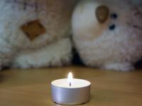 В Запорожской области умер малыш, подавшись салом