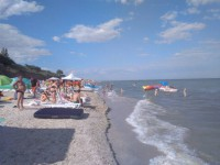 Более 40 баз сбрасывают нечистоты в море Кирилловки – активист (Видео)