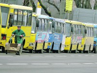 В Запорожье ликвидировали 6 маршрутов общественного транспорта