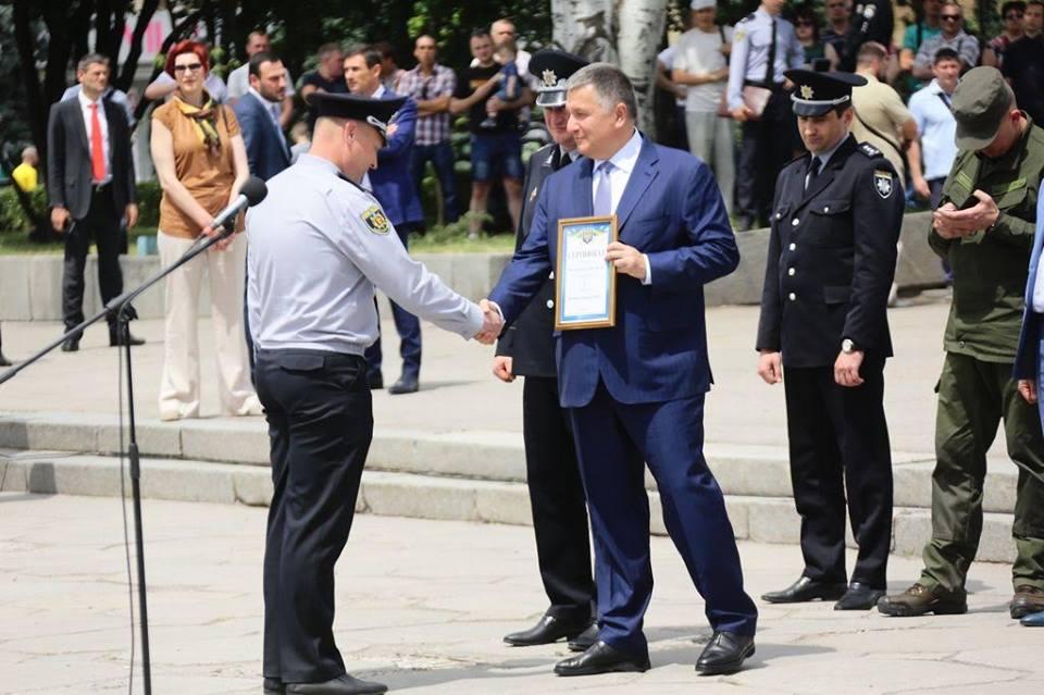 Аваков назвал участников штаба блокады Донбасса шизофрениками