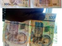 На запорожском курорте «гуляют» фальшивые деньги
