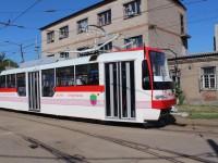 Первый пошел: трамвай местной сборки выехал на запорожские улицы (Фото)