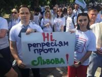 Замглавы Запорожского облсовета уехал митинговать