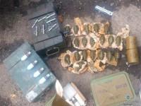 В Запорожье преступная группировка торговала оружием из зоны АТО
