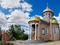 В церкви на запорожском курорте погиб мужчина