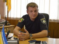 У патрульной полиции Запорожья остается прежний начальник