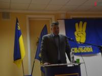 Запорожской «Свободой» будет руководить студент