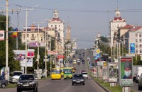 В Запорожье запрещают шествие на центральном проспекте