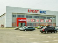 В Запорожье закрылся «Sport Life»