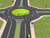 В Запорожье из-за халатности чиновников произошло 20 аварий на перекрестках с круговым движением