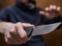 На запорожском курорте мужчина набросился на полицейских с ножом