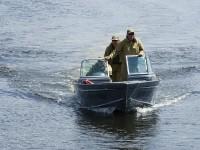 За первую неделю работы новый рыбоохранный патруль составил почти сотню протоколов