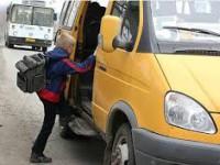 Запорожских перевозчиков хотят обязать возить школьников по льготному тарифу за свой счет
