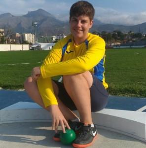 Запорожская спортсменка завоевала золото на чемпионате мира