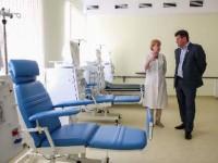 В Запорожье заработал новый диализный центр