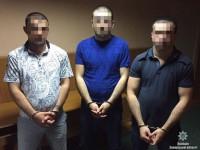 Суд арестовал банду рэкетиров без права залога