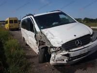 В тройном ДТП на запорожской трассе погиб грудной ребенок