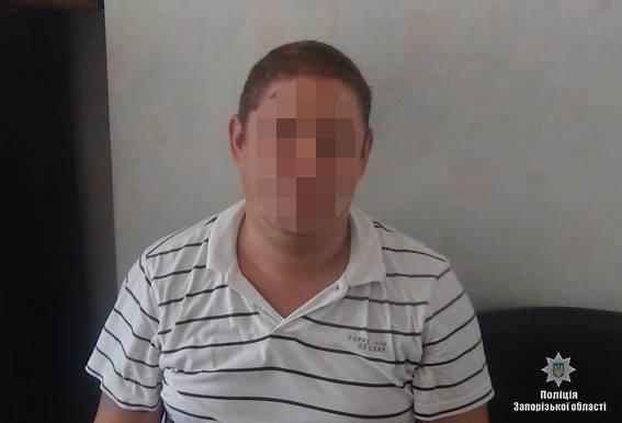 В Бердянске мужчина с ножом напал на молодого парня (фото)