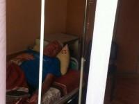 Мэра Энергодара отыскали в больнице под полосатым одеялом