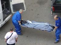 На пороге «Ощадбанка» обнаружили труп мужчины