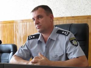 В Запорожской области назначили нового начальника полиции