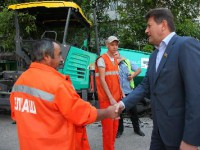 В мэрии анонсировали ремонт еще одного участка в центре Запорожья