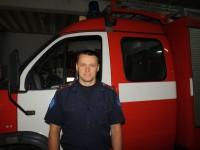 Пожарный спас на своем отдыхе мужчину, сломавшего позвоночник