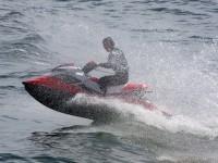 На запорожском курорте у предпринимателя забрали гидроцикл